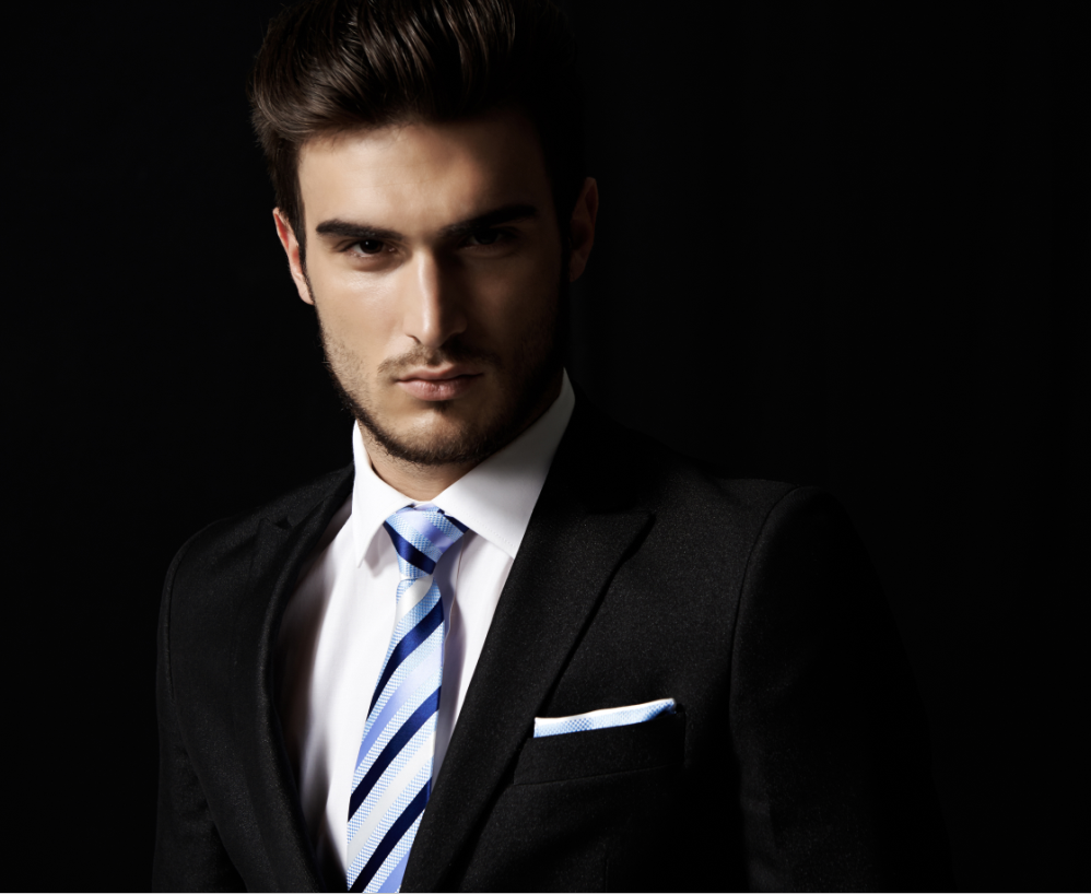 How to choose a business tie?