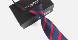 Designed for you who can't tie a necktie -- zipper necktie