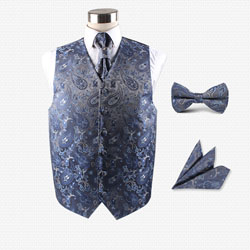 fashion16 men's vest set