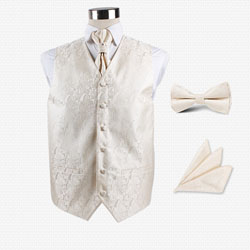 fashion03 men's party vest set