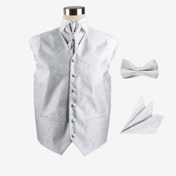 fashion15 men's vest set