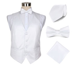 fashion06 men's vest set