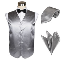 fashion04 men's vest set