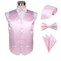 fashion men's party vest set