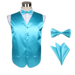 fashion men's vest set