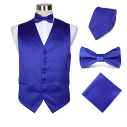 fashion06 men's party wedding hotel vest set