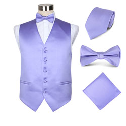 fashion05 men's party wedding hotel vest set