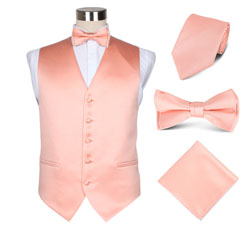 fashion04 men's party wedding hotel vest set