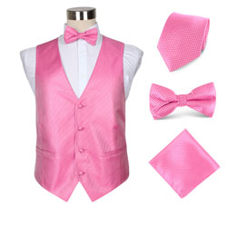 fashion wedding men's vest set