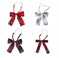 New Beautiful bow tie for students and ladies