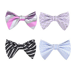 New style fashion bow tie for ladies