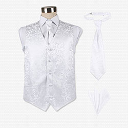 TR party vest set for men