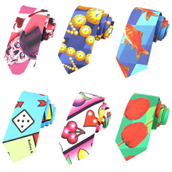 Fashion cartoon necktie for children