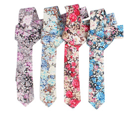 Latest printed ties for young