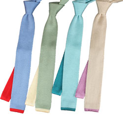 Customize/Wholesale Fashion Knitted silk tie