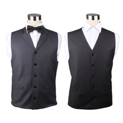 Fashion mens TR business suit waistcoat