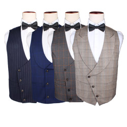 2019 new style custom men's TR casual party waistcoat