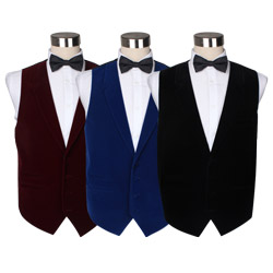 New collection fashion style men's velvet corduroy waistcoat