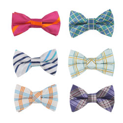 Customize various business bow ties