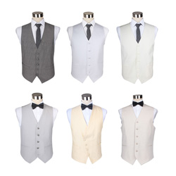 2018 Xiuhe factory custom fashion men's TR casual waistcoat