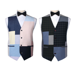 2019 new style Spring casual cotton waistcoat