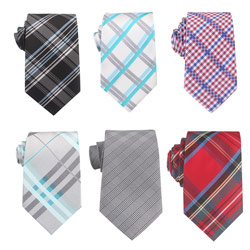 Classical 2019 New style striped woven casual necktie