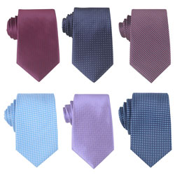 Fashion new style Pure color polyester formal necktie