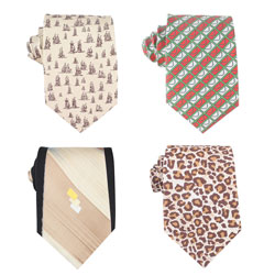 2018 latest Fancy printed neckties with personalized designs