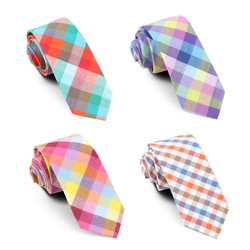 fashion kids student casual party cotton tie