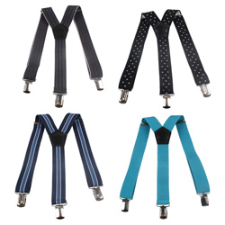 Custom New casual fashion elastic suspender for men