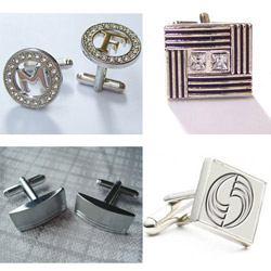 Fashion metal Suit Shirt Cufflinks for men