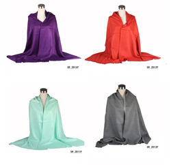 Wholesale Women's winter latest style Spot viscose shawl