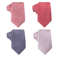 Men Neckwear High Quality Korea Necktie Silk Jacquard Neck Tie
