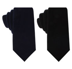 Customized New Wedding Velvet Ties Chinese Famous Brand Corduroy Charm Necktie